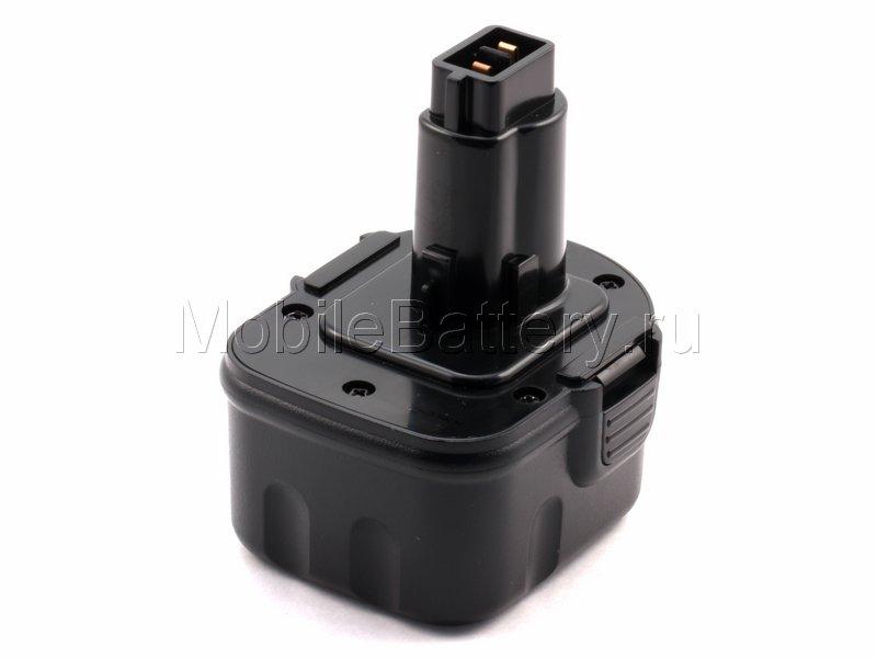 Усиленный аккумулятор для DeWalt DE9071, DE9074, DE9075, DE9501