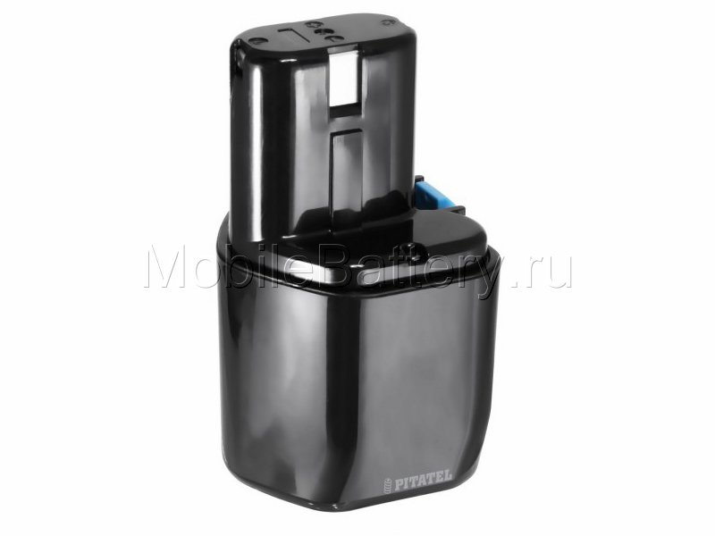 Усиленный аккумулятор для Hitachi BCC1215, EB1226HL, FEB12S