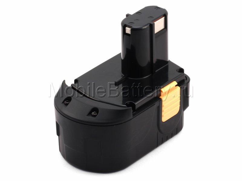 Усиленный аккумулятор для Hitachi EB1814SL, EB1820L, EB1826HL