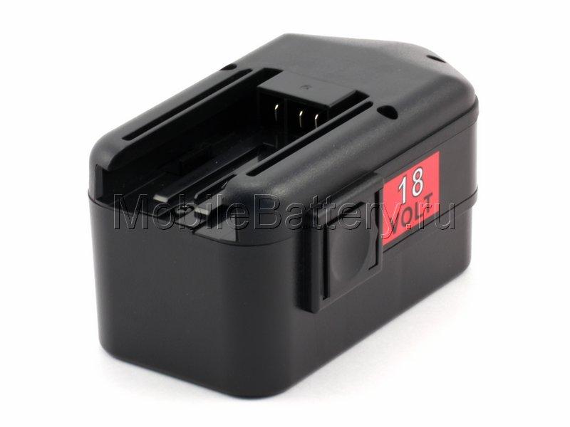 Усиленный аккумулятор AEG B1820, B 18, Milwaukee 48-11-2232