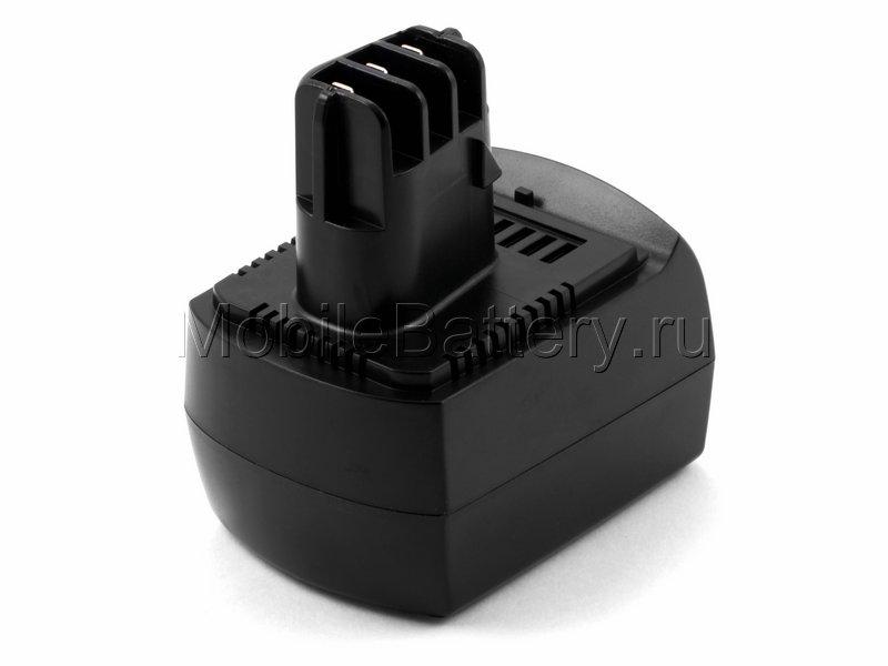 Аккумулятор для Metabo BS 12, BSZ 12, BZ 12 (6.25473) 2000mAh