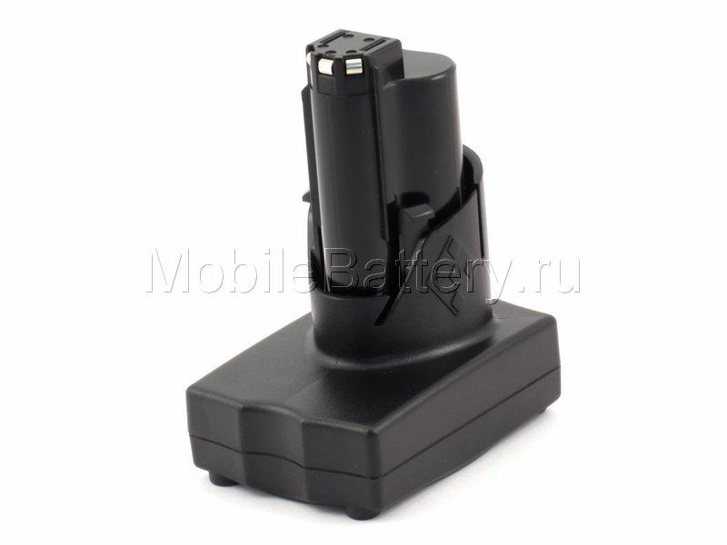 Усиленный аккумулятор для Milwaukee 48-11-2401, M12 B2, M12 B4