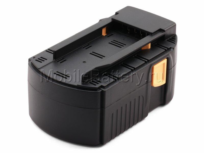 Усиленный аккумулятор для Hilti TE 2-A (B 24/2.0, B 24/3.0)
