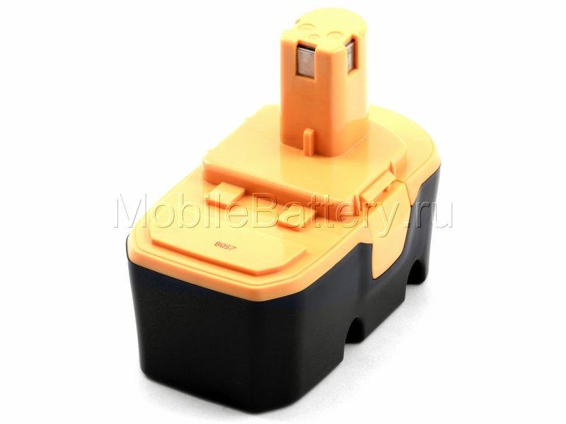 Аккумулятор для RYOBI BPP-1813, BPP-1815, BPP-1817, BPP-1817M
