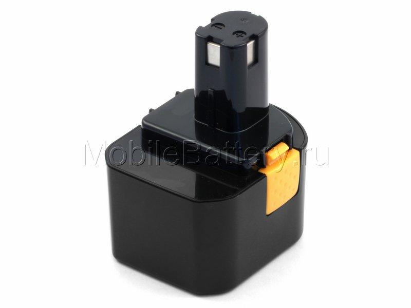 Усиленный аккумулятор для RYOBI 1400652, BPP-1213, BPP-1217