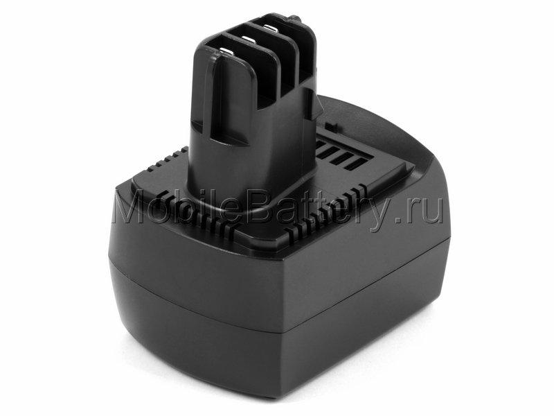 Аккумулятор для Metabo BS 12, BSZ 12, BZ 12 (6.25474) 1500mAh
