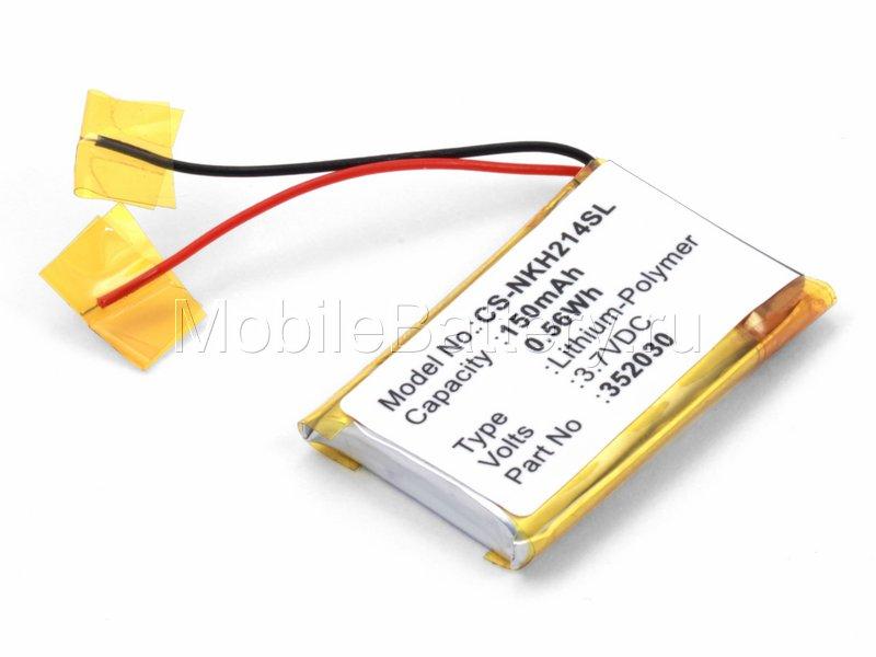 Аккумулятор для гарнитуры Nokia BH-111, BH-214 (352030)