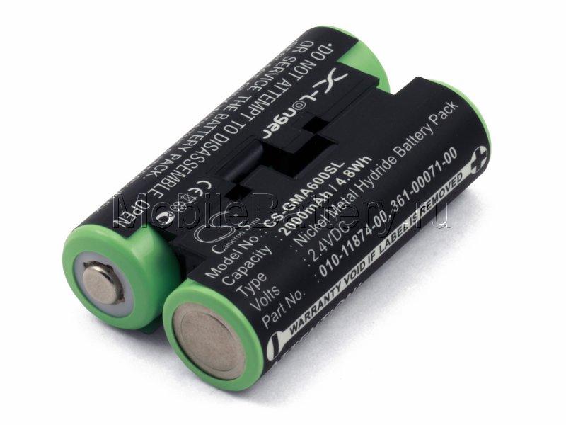 Аккумулятор для Garmin Oregon 600t, 650, 650t (010-11874-00)