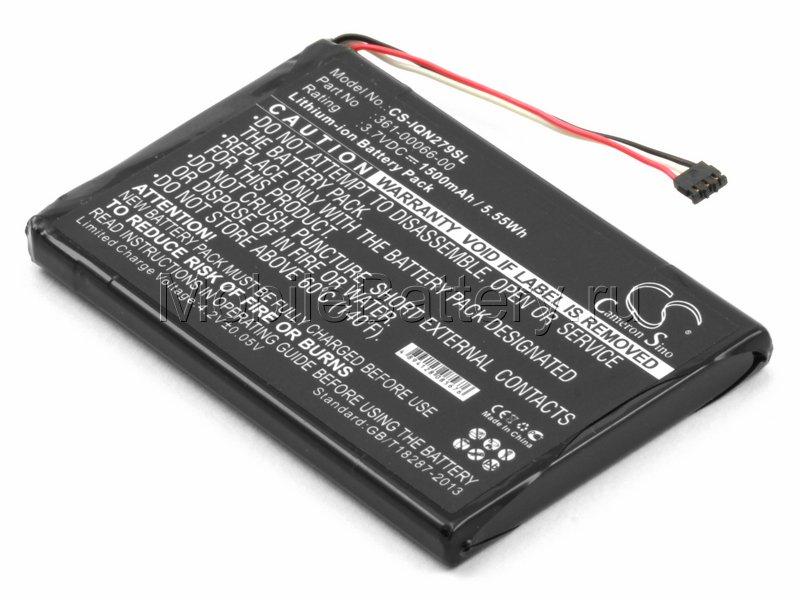 Аккумулятор для Garmin Nuvi 2757LM, 2797LMT (361-00066-00)
