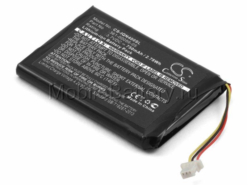 Аккумулятор для Garmin Nuvi 40, 40LM, 52, 52LM (361-00056-05)