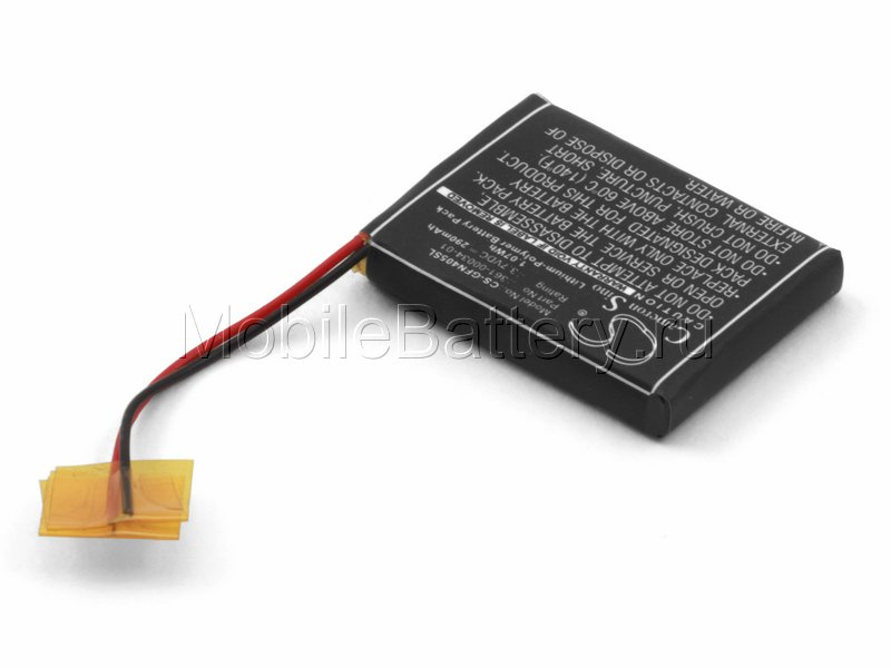Аккумулятор для Garmin Foretrex 301, 401 (361-00034-01)