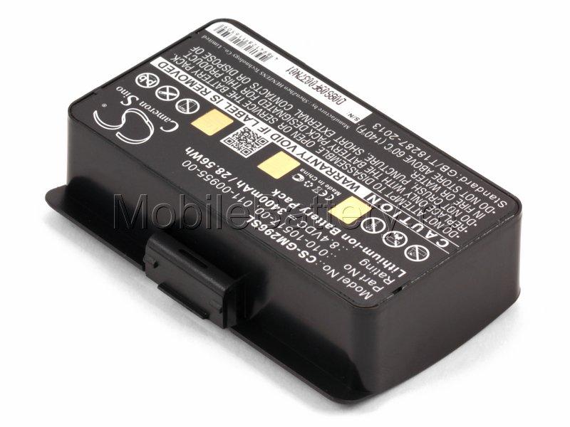 Усиленный аккумулятор для Garmin 010-10517-00, 011-00955-00