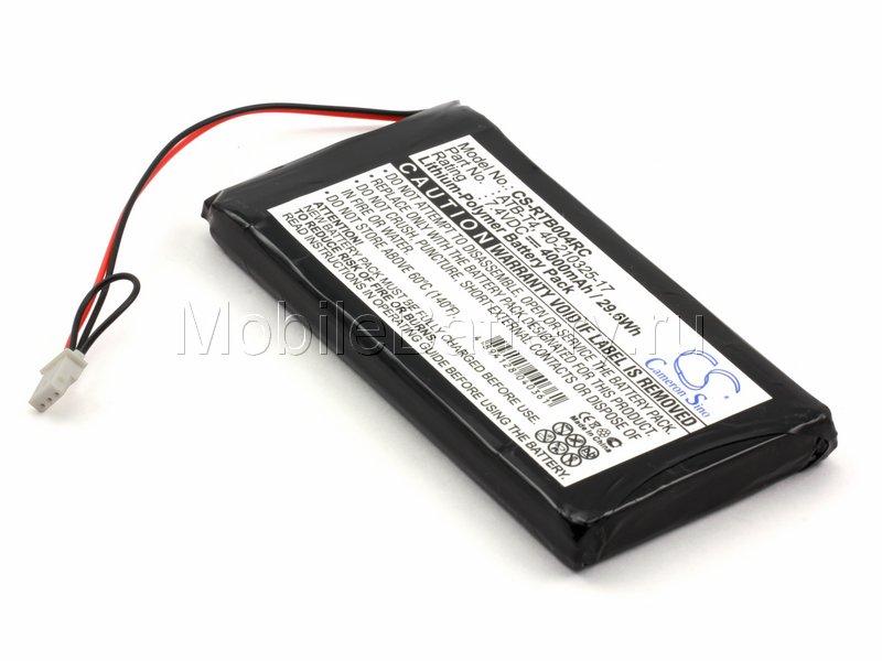 Аккумулятор для пульта RTI T4 (40-210325-17, ATB-T4)