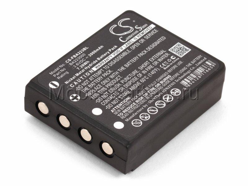 Аккумулятор для пульта ДУ HBC Quadrix (BA223000, FUB6)