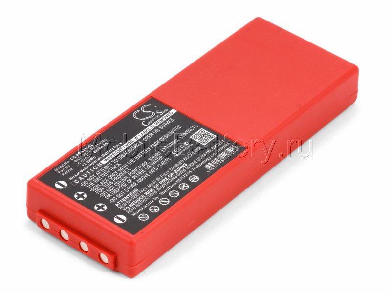 Аккумулятор для пульта ДУ HBC Spectrum D, E (BA214060) красный