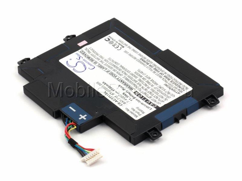 Аккумулятор для планшета Acer Iconia Tab A100, A101 (BAT-711)