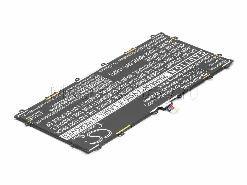 Аккумулятор для планшета Samsung Nexus 10 (SP3496A8H)