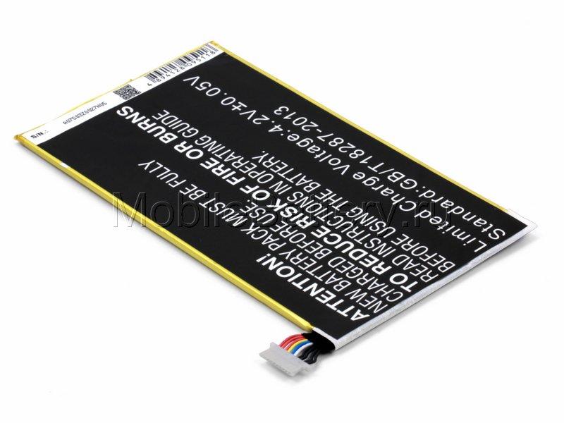 Аккумулятор для планшета Amazon 26S1005, 58-000055, S12-T2-D