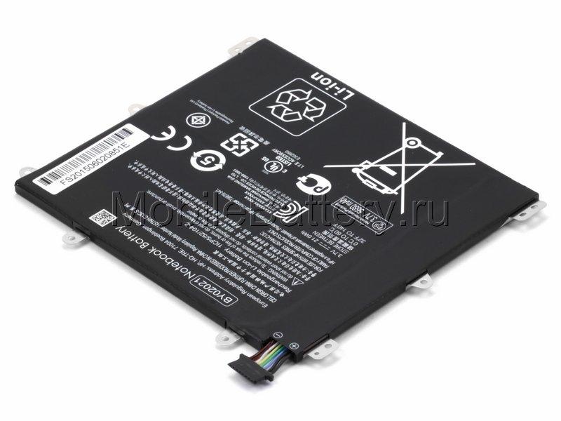 Аккумулятор для планшета HP Slate 8 Pro (BY02021, HSTNH-C13C-S)