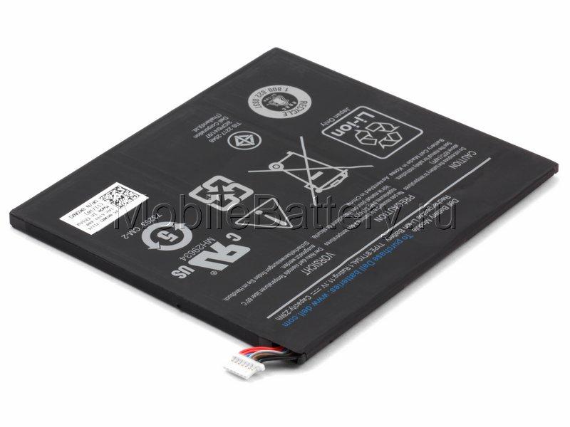Аккумулятор для планшета Dell Streak 10 Pro (BTYGAL1)