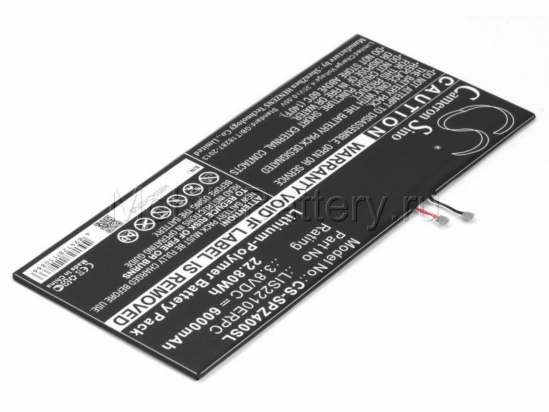 ����������� ��� �������� Sony Xperia Tablet Z4 (LIS2210ERPX)