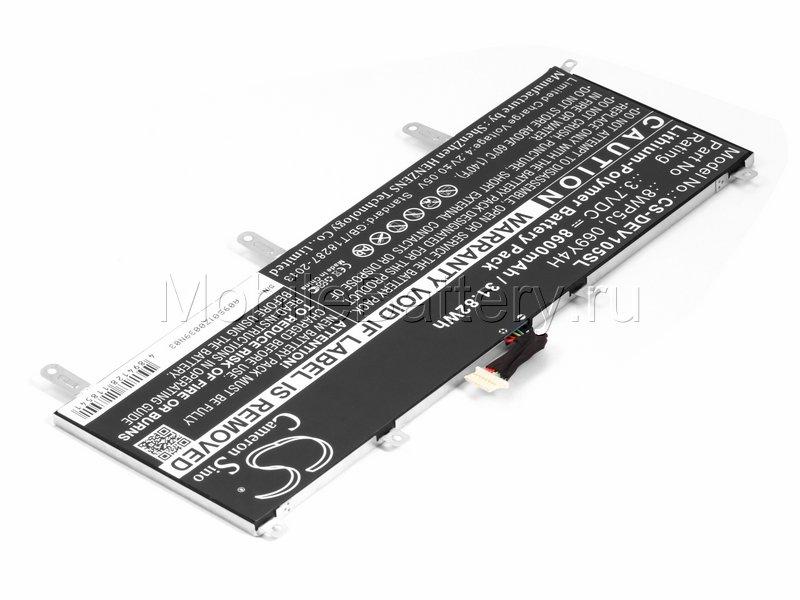 Аккумулятор для планшета Dell Venue 10 5050 (8WP5J)