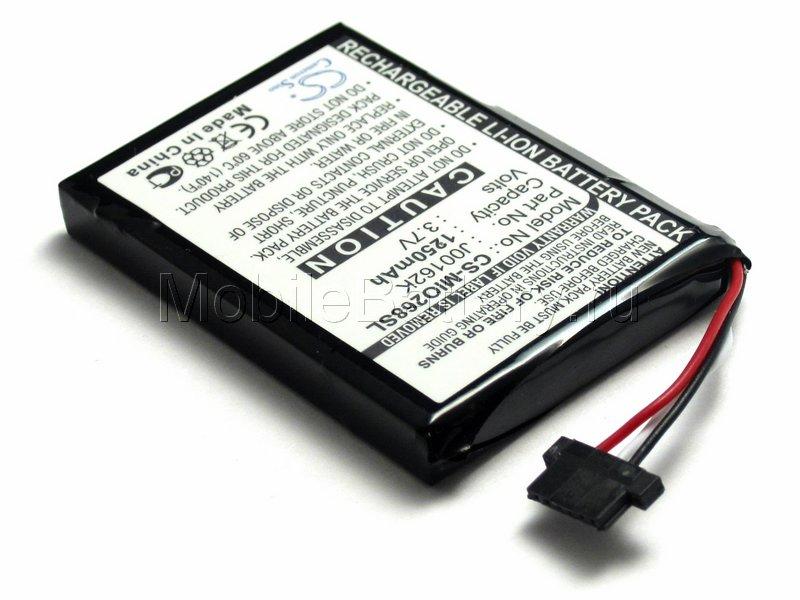Аккумулятор для GPS-навигатора Mitac Mio 138, 269, C310, C510