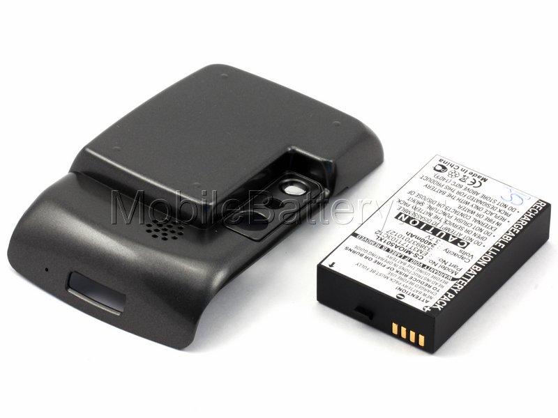Усиленный аккумулятор для Mitac Mio A500, A501, A502