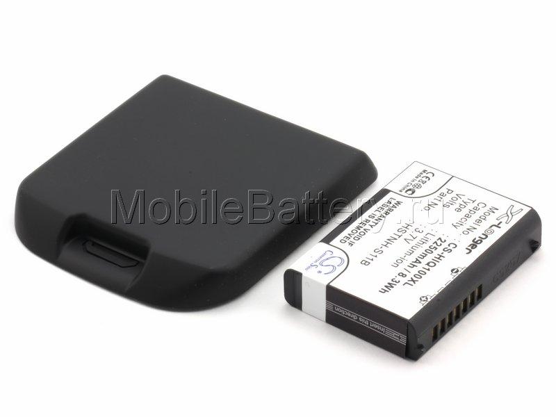 Усиленный аккумулятор для КПК HP IPAQ 110, 111, 112, 114, 116
