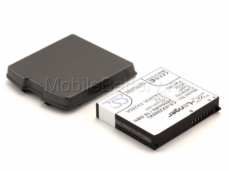 Усиленный аккумулятор для КПК HP iPAQ HX2190, HX2410, HX2490