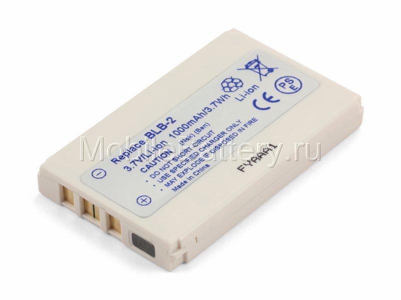 Аккумулятор для телефона Nokia BLB-2, BLB-3 (1000mAh)