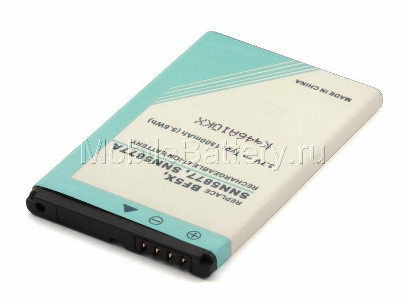 ����������� ��� �������� Motorola BF5X, BF6X, HF5X, SNN5877A