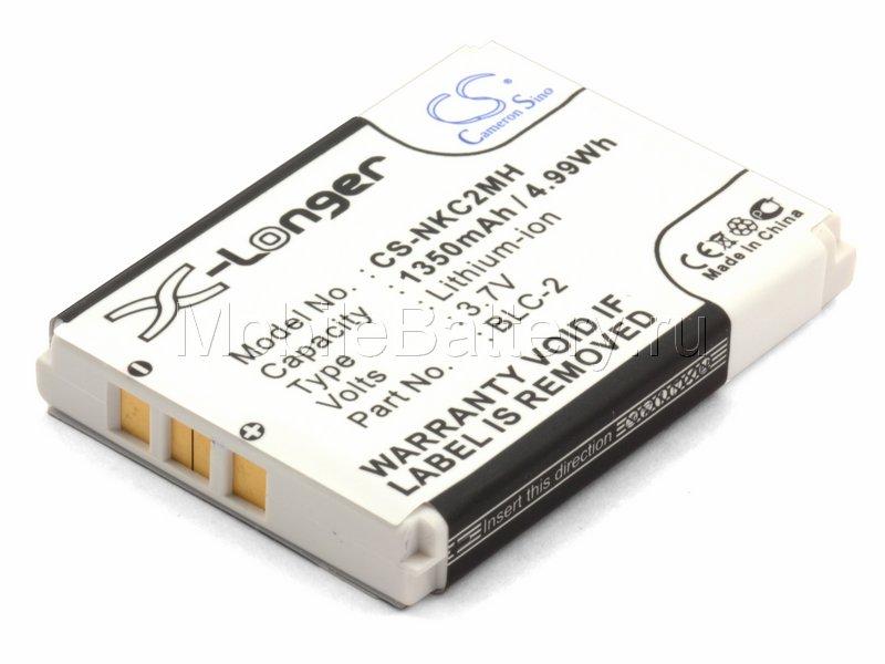 Аккумулятор для сотового телефона Nokia BLC-1, BLC-2, BMC-3