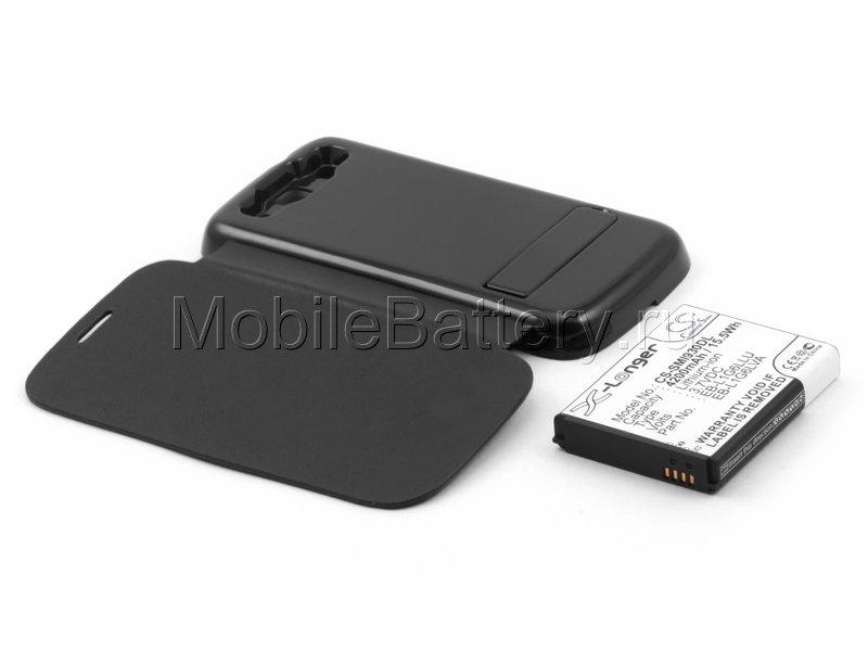 Усиленный аккумулятор для телефона Samsung GT-i9300 Galaxy S III