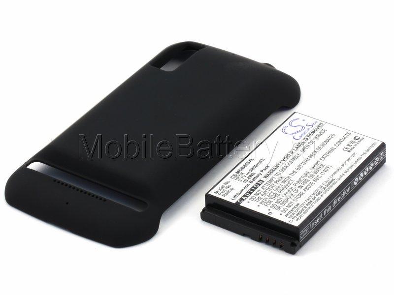 Усиленный аккумулятор для Motorola Photon 4G (BF5X, BF6X, HF5X)