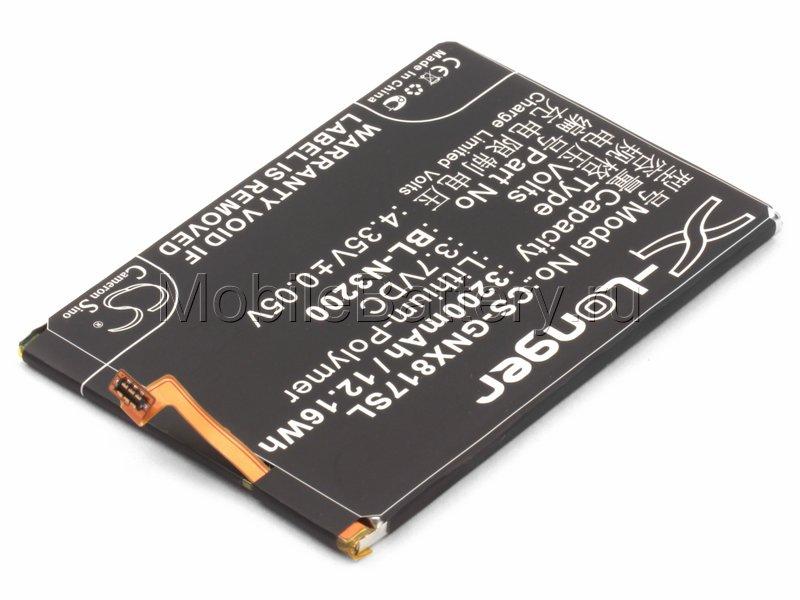 ����������� ��� Gionee X817, Fly IQ457 Quad Univesre (BL-N3200)