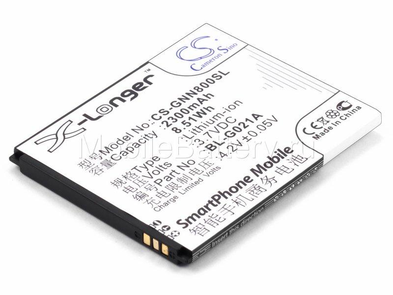 Аккумулятор для телефона Fly IQ446 Magic (BL4019, BL-G021A)