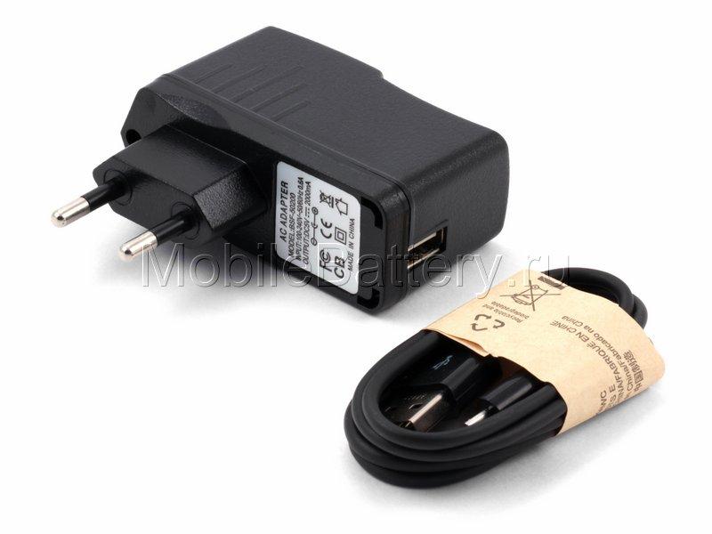 Зарядное устройство для телефона Micro USB 5V, 2A, 10W