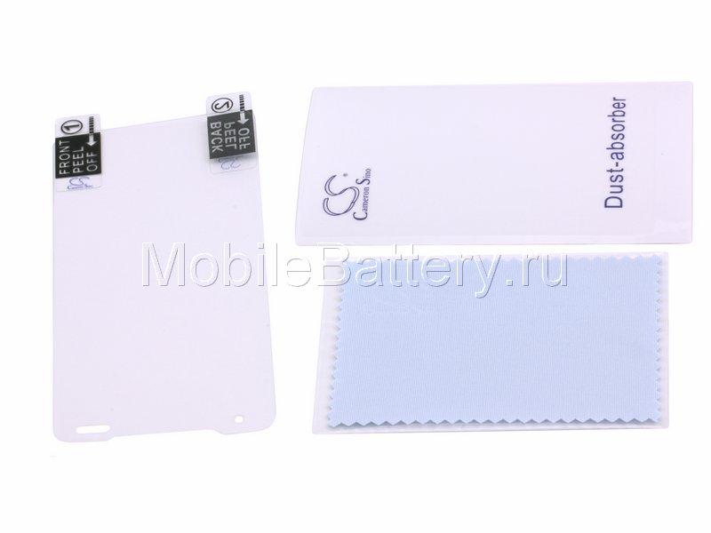"Защитная пленка для телефона LG P990 Optimus 2X Speed (4"")"
