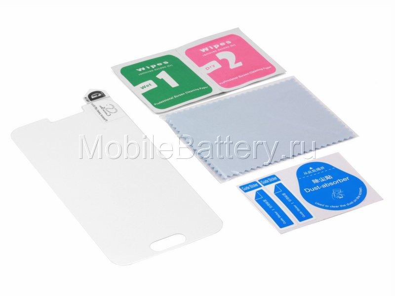 Защитное стекло для сотового телефона Samsung Galaxy S5 Mini