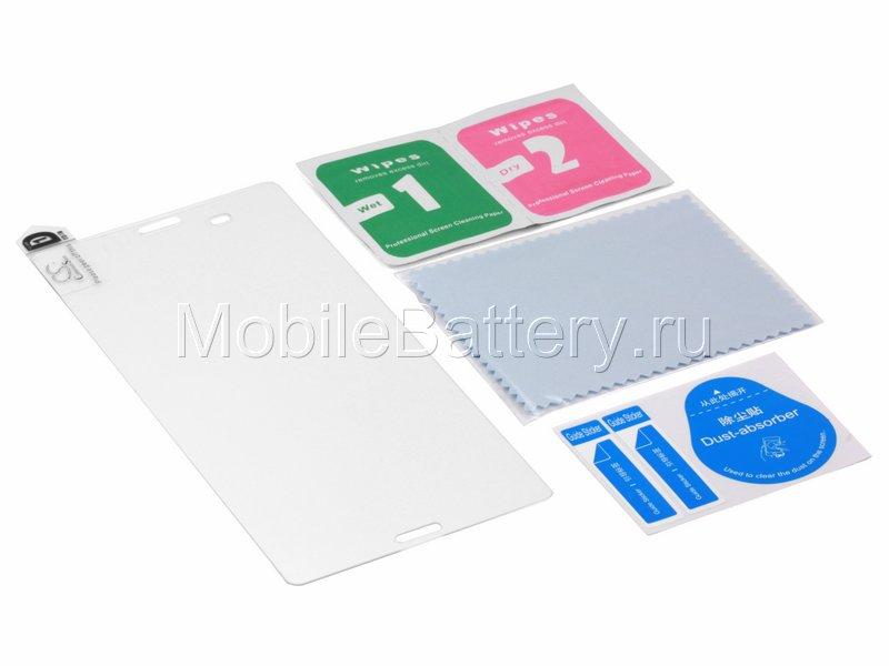 Защитное стекло для сотового телефона Sony Xperia M4 Aqua