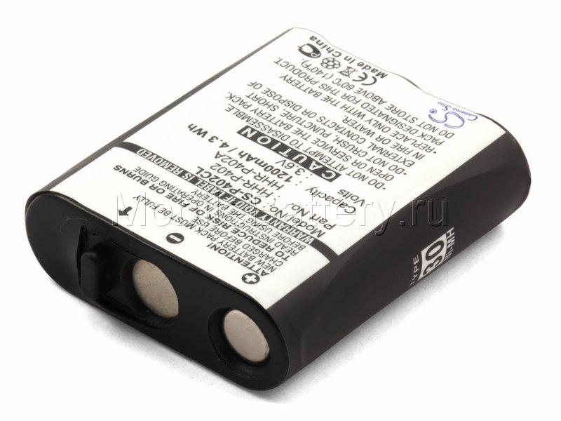����������� ��� ������������� Panasonic HHR-P402, P-P511