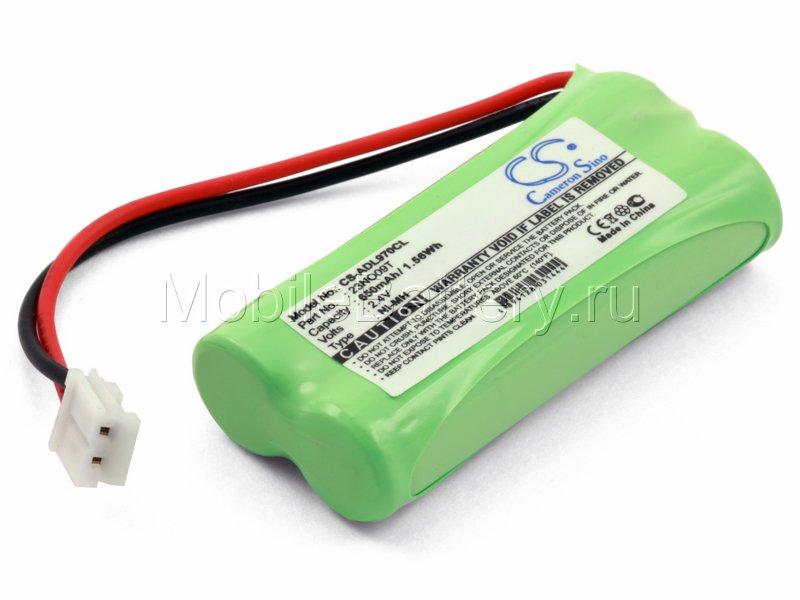 Аккумулятор для радиотелефона teXet TX-D7455A (60AAAH2BMJ)