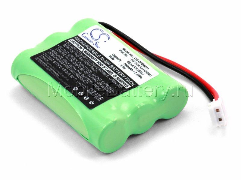 Аккумулятор для радиотелефона Sanyo 60AAAH3BMJ, 85AAALH3BMJ