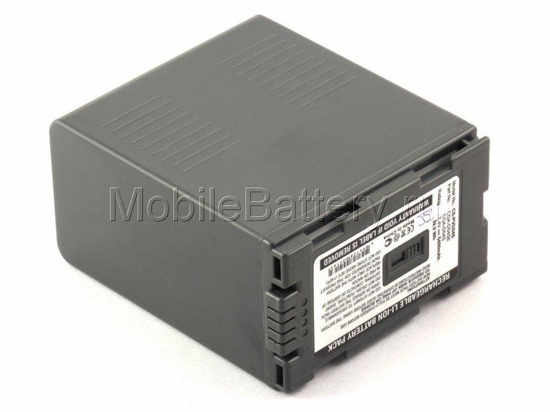 Усиленный аккумулятор Panasonic CGA-D54S, CGR-D54S, VW-VBD55