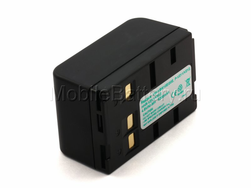 Усиленный аккумулятор для камеры Panasonic VSB0200, VW-VBS20