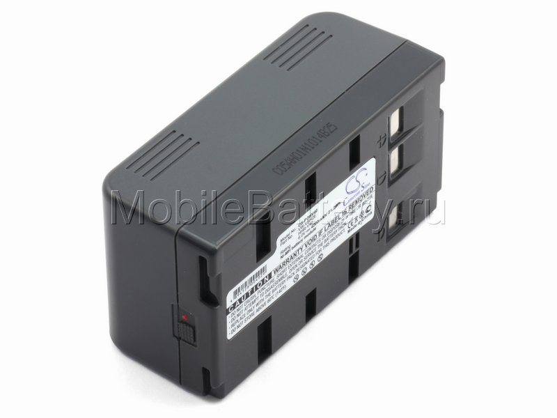Усиленный аккумулятор для видеокамеры BN-V12U, VW-VBS2E