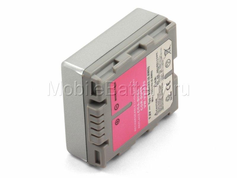 Аккумулятор для видеокамеры CGA-DU07, CGR-DU06, CGR-DU07
