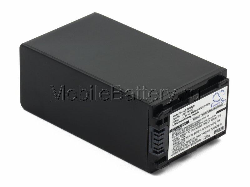 Усиленный аккумулятор для видеокамеры Sony NP-FH100, NP-FH120