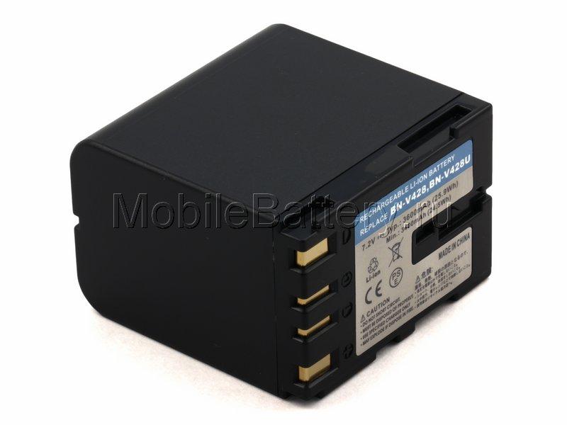 Усиленный аккумулятор JVC BN-V428, BN-V428U, BN-V438